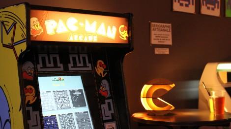 Paclight & borne d'arcade
