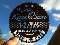 Faire-part Karen & Steve
